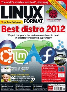 Linux Format Issue 162