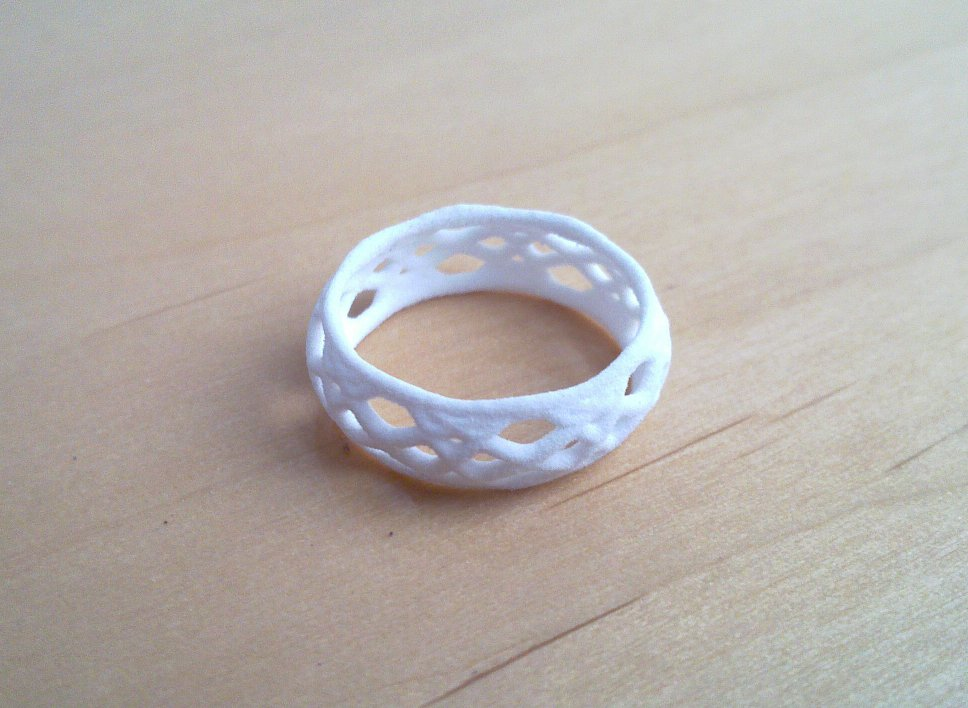 jewelry printable model print cgtrader stl ring rings men printed models